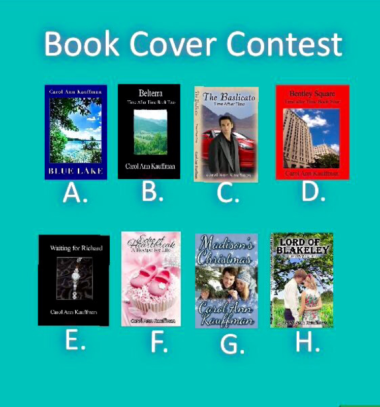 Book Cover Ideas For Competition : Book cover contest carol ann kauffman